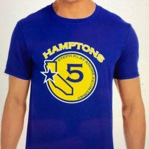 Golden State Warriors Hamptons 5 Youth Shirt